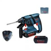 Bosch Professional Trapano Tasselatore Martello A Batteria Litio 36V 1,3 Ah Con Batteria Supplementare E Valigetta