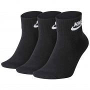 Nike unisex zokni ESSENTIAL 3PACK SK0110-010