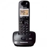 Безжичен DECT телефон Panasonic KX-TG 2521, Черен, 1015106