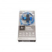 Casti Wireless Bluetooth Cu Microfon Huawei LG Asus Samsung iPhone Sport KITSOUND Albastru