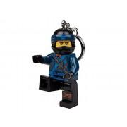 LGL-KE108J Breloc cu lanterna LEGO Ninjago Jay