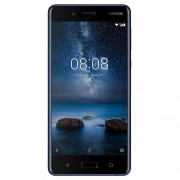 """Smart telefon Nokia 8 DS Plavi 5.3""""QHD,OC 1.8GHz/4GB/64GB/4G/13+13&13Mpix/7.1"""