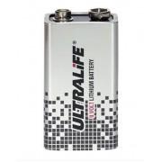 Defibtech Batteria al litio 9V Lifeline per indicatore di stato