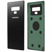 Clappio Tampa Traseira Preta para Samsung Galaxy Note 9