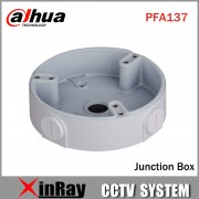 Dahua Waterproof Junction Box PFA137 for Dahua IP Camera IPC-HDBW4431R-S & IPC-HDBW4431R-ZS CCTV Mini Dome Camera DH-PFA137