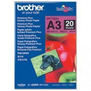 PAPER, Brother Хартия, Brother BP-71GA3 Innobella Premium Glossy Photo Paper (A3/20 sheets) (BP71GA3)