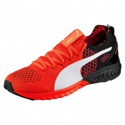 Puma Ignite Dual EvoKnit orange/black