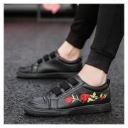 Zapatos De Caminar Fashion-Cool Para Hombre-Negro