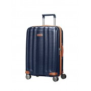 Samsonite Trolley Lite-Cube DLX Spinner 68cm (61243 1549 Midnight Blue) blau