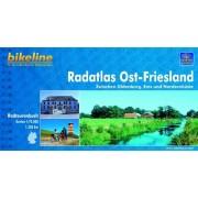 Esterbauer - Bikeline Radtourenbuch, Radatlas Ost Friesland: Zwischen Oldenburg, Ems und Nordseeküste. Ein original bikeline-Radtourenbuch, wetterfest/reißfest - Preis vom 11.08.2020 04:46:55 h