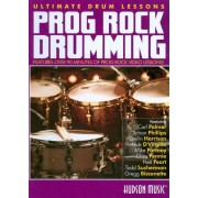 Ultimate Drum Lessons: Prog Rock Drumming [DVD] [2010]