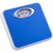 AKOSHA Body Analog Weighing Scale 120kg Capacity Weighing Scale(Blue)