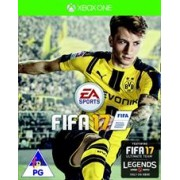 Xbox One Game: EA Sports FIFA 17, Retail Box, No