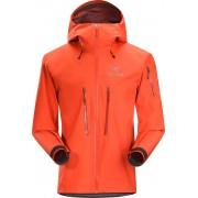 Arc'teryx Alpha SV Jacket Herr cardinal XL 2019 Klätterjackor