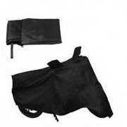 HMS Bike body cover Perfect fit for Honda Activa 3G - Colour Black