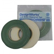 Oasis 1/4 x60yd Green Waterproof Tape