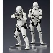 Kotobukiya Star Wars Episode VII Pack de 2 Estatuas ARTFX+ First Order Stormtrooper