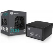 Cooler Master MasterWatt Lite 700 700W ATX Zwart power supply unit