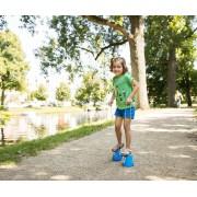 BS Toys Sada 2 kbelíků DIY Walking Bobbins