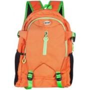 New Era School bags men 35 L Backpack(Orange)