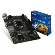 MSI Placa Base B250M PRO-VH mATX LGA1151