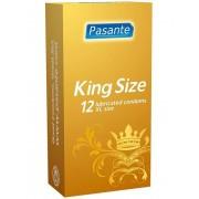 Pasante King Size: Kondomer, 12-pack