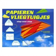 Paper airplanes step by step