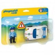 Комплект Плеймобил 6797 - Полицай с полицейска кола, Playmobil, 291067