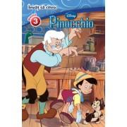 Invat sa citesc. Nivelul 3. Pinocchio