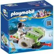 SUPER 4 - SKYJET Playmobil