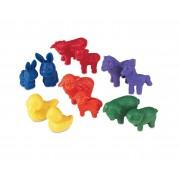 Ferma prietenoasa animalute Learning Resources, 2.5 - 4.5 cm, 3 - 6 ani