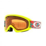 Oakley OO7048 13 O FRAME 2.0 XS OCTOFLOW RETINA RED PERSIMMON síszemüveg