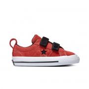 CONVERSE Flache Sneakers One Star 2V Suede Darkstar