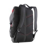 """Dell Carrying Case (Backpack) for 39.6 cm (15.6"""") Notebook - Black, Red"""
