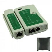 Tester cablu UTP, Telefon (RJ45,RJ11)