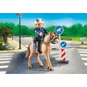 Playmobil Policía Montada