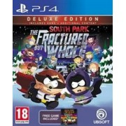 South Park The Fractured But Whole Deluxe Edition Ps4