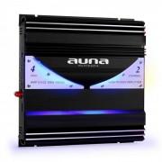 Auna AMP-CH02 2-Kanal-Verstärker Auto-Endstufe 190W RMS 1400W max.