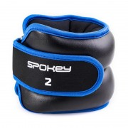 Súly csuklóit Spokey CROSS FORM 2x2kg
