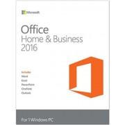 MICROSOFT OFFICE HOME & BUSINESS 2016 - MULTILANGUAGE - EU - PC