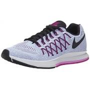 Nike Women's Nike Air Zoom Pegasus 32 Black Fuchsia Running Shoes - 7 UK/India (41 EU)(8 US)