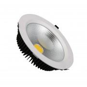 Spot LED 30w rotund