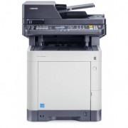 Kyocera ECOSYS M6530CDN 9600 x 600DPI Laser A4 30ppm Negro, Color blanco multifuncional 1102NW3NL0