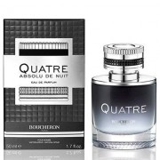 Perfume Quatre Absolu de Nuit Pour Homme Masculino Boucheron Eau de Parfum 50ml - Masculino