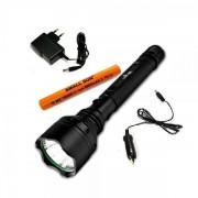 Lanterna LED cu Acumulatori 18650 ZYR808