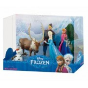 Set de 5 figurine Frozen - Deluxe