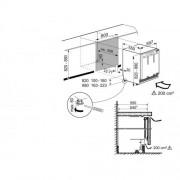GARANTIE 4 ANI Congelator incorporabil sub blat Liebherr, Comfort, Clasa A++, SmartFrost, VarioSpace, SUIG 1514