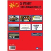 Annales du bâtiment et des travaux publics - Abonnement 12 mois