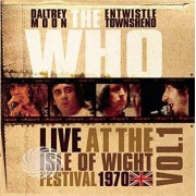 Video Delta Who - Live At The Isle Of Wight Vol 1 - Vinile