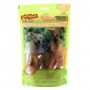 DeliBest Vital Natura Snack con aceite de salmón para perros - 2 x 200 g